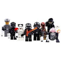Star Wars Kiloren Bb8 Despertar De La Fuerza Compatible Lego