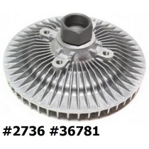 Fan Clutch De Ventilador Jeep Grand Cherokee 1999 - 2004
