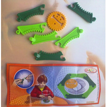 Kinder Sorpresa Accesorio Armable Miniatura Huevo Chocolate