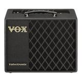 Amplificador Vox Vtx Series Vt20x Valvular Valvular 20w Negro