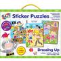 Kids Jigsaw Puzzle - Galt Juguetes Etiqueta Puzzles - Vestir