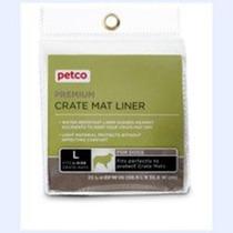 Cama Para Perro Crate Premium Mat Liner (grande)