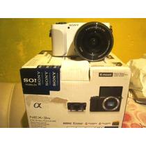 Camara Profesional Sony Nex 3n 16 Megas Video Hd