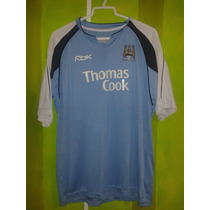 Pro - Manchester City Jersey Local 06-07 Reebok Playera Xl