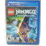 Lego Ninjago Nindroids Para Psvita Usado