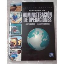 Libro Principios De Administracion De Operaciones +regalo