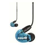 Audífonos Inalámbricos Shure Se215 Azul