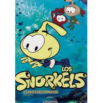 Los Snorkels. Segunda Temporada. Dvd Nuevo.