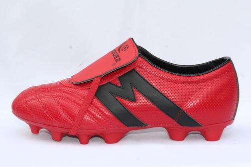 a03e53491 2264-zapato Fútbol Manriquez Profesional Mid Sx Rojo ngo en venta en ...