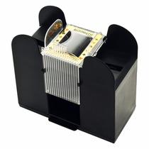 Barajador Automático Cartas Naipes Card Shuffler Poker 6deck