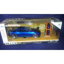 Camaro Ss 2010 Jada Lopro Con Refacciones 1/24