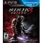 Ps3 - Ninja Gaiden 3 (acepto Mercado Pago Y Oxxo)