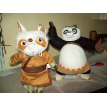 Kunfu Panda Y Su Inseparable Amigo 6 Piezas Por $1640.00
