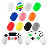 2 Gomas Joystick (1 Par) Thumb Silicon Ps4 Xbox Palanca Full