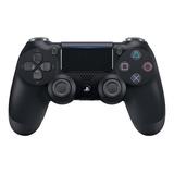 Control Joystick  Inalámbrico Sony Dualshock 4 Jet Black