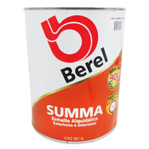 Pintura Esmalte. Summa 6003-5 Base Deep (1 Gal) Berel