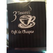Café Arábigo Calidad Oro Tostado Y Molido De Chiapas 250gr