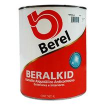 Pintura Esmalte Beralkid 421-5 Naranja (1 Gal) Berel.