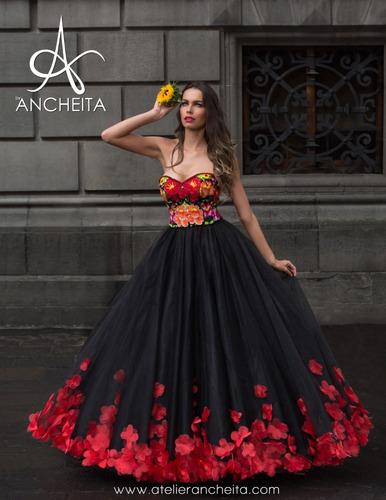 Vestido De Xv Mexicano En Venta En Celaya Guanajuato Por