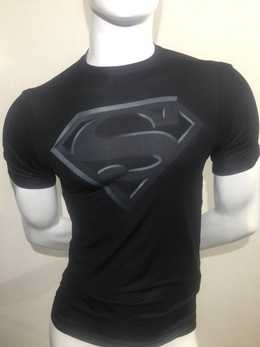 Jersey Superman Under Armour Original Envió Gratis 858934a8998f5