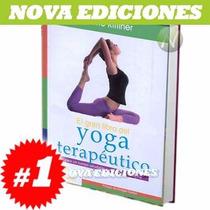 El Gran Libro Del Yoga Terapéutico 1 Tomo. Nuevo Y Original.