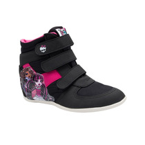 Tenis Casual Bota Monster High 126631