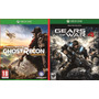 Juegos Xbox One Ghost Recon Wildlands Y Gears Of Wars 4