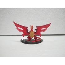Bakugan Dragon Rojo Usado