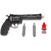 Marcadora Airsoft Colt Python 357 5.5 Co2 Bbs 177 Xtreme