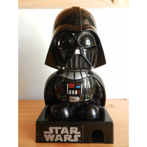 Star Wars Darth Vader Dispensador De Dulces Y Sonido 23cm