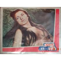 Afiche - Lobby Card Adan Y Eva - Christiane Martel X 2 !!