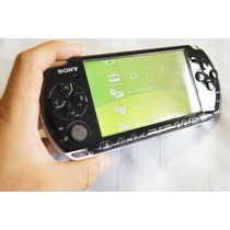 Psp Slim 3010 ,+8gb +15 Juegos De Regalo +chip Virtual