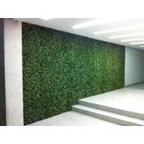 Muro Verde, Follaje Artificial Sintentico 60 X 40cm Pack  12