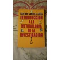 Libro Introducción A La Metodología De La Investigación S Z