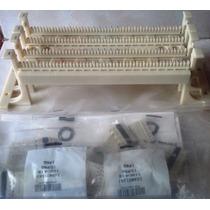 Patchpanel Regleta 110 Lucent Avaya Kit Completo 100 Pares