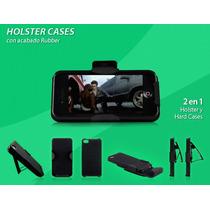 Funda Dura Case Y Clip Holster Motorola Xt303 Me Con Mica