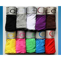 Boxer Calvin K L E I N Steel Originales En Empaque Colores