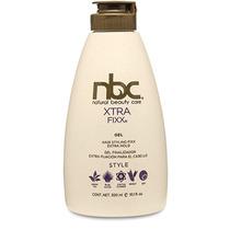 Gel Xtra Fixx Nbc 300 Ml Extra Fijacion De Cabello