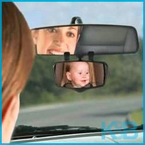 Espejo Retrovisor Para El Cuidado Del Bebe / Niño