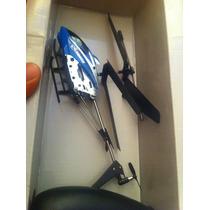 Helicoptero Nuevo Con Control Remoto