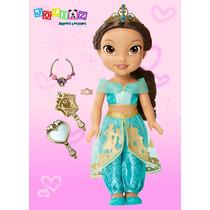 Jazmin Aladino Muñeca Toddler Accesorio 35cm Disney Princesa