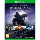 Destiny 2 : Coleccion Legendaria + Pase Anual !!! Xbox One