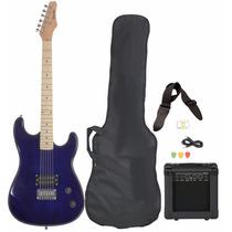 Guitarra Eléctrica Beginner Instrumento Musical Profesional