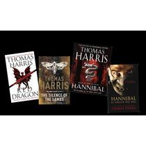 Hannibal Lecter, Thomas Harris, Saga Completa, Silencio