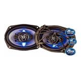 Par Bocinas Soundstream 6x9 Iluminación Led 400 Watts Lx690