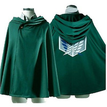 Cosplay Anime Attack On Titan Shingeki No Kyo Capa Importado