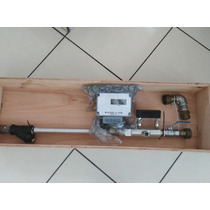 Medidor De Flujo De Turbina Ic Usb Para Gas Lp