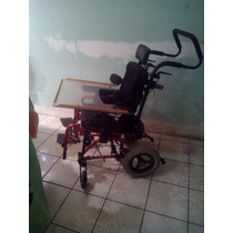Silla De Ruedas Ortopedica Infantil
