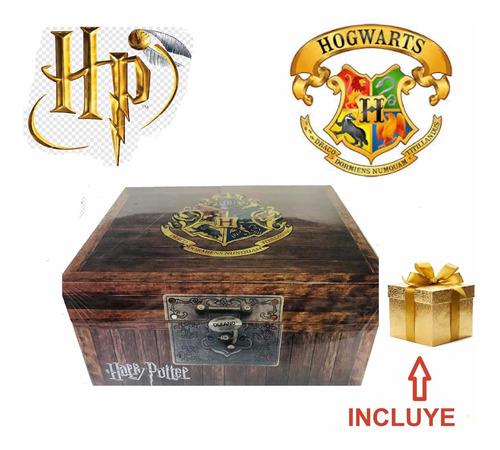 Especial Baúl Saga Harry Potter 8 Libros / J K Rowling