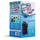 Filtro Externo De Canasta Aquajet 200 L Con Cargas